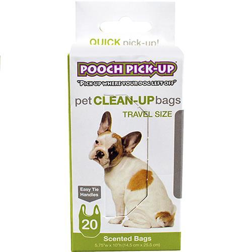 Wholesale 20CT PET WASTE BAG BIODEGRADAB