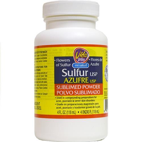 Wholesale Vida Mia Sulfur Powder USP Exp 1/2021