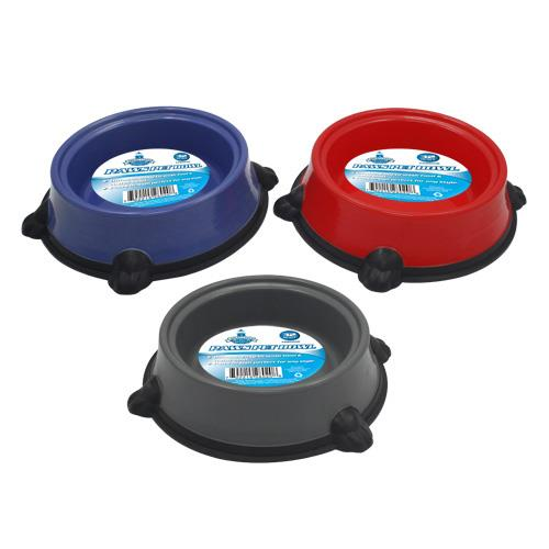 Wholesale PAWS NO-SKID LARGE PET BOWL
