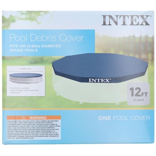 """Wholesale 12' x 10"""" ROUND POOL COVER"""
