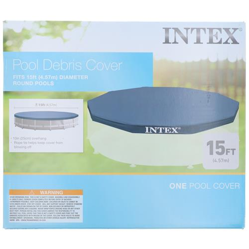 """Wholesale 15' x 10"""" ROUND POOL COVER"""