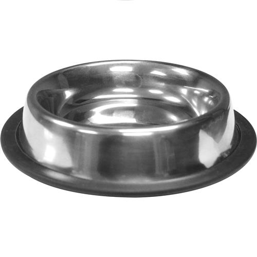 Wholesale 8oz STAINLESS PET BOWL NO SKID