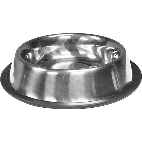 Wholesale 16oz STAINLESS PET BOWL NON SKID