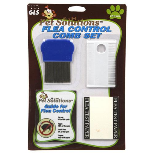 Wholesale FLEA CONTROL COMB SET & GUIDE