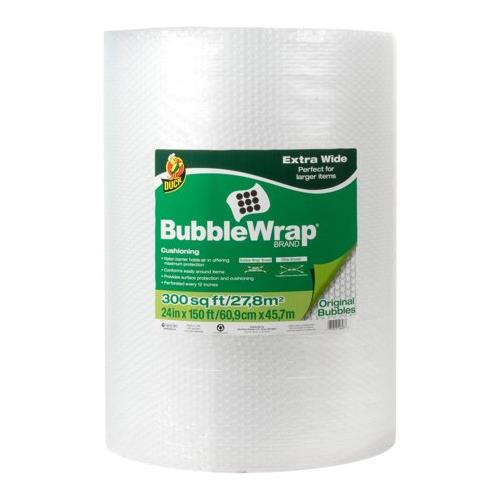 "Wholesale BUBBLE WRAP 150' x 24"" 300 SQ"