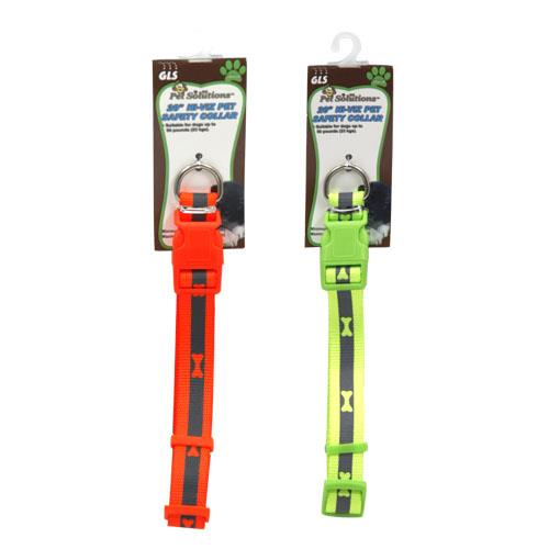 "Wholesale 22"" HI-VIZ PET SAFETY COLLAR"
