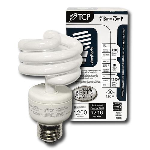 Wholesale 18W CFL LIGHT BULB