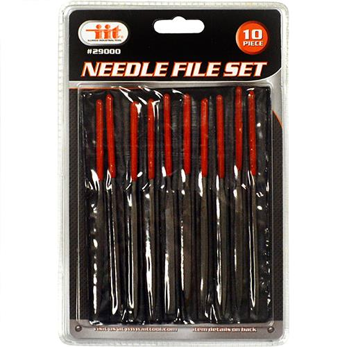 Wholesale 10PC Needle File Set