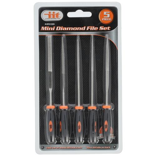 Wholesale 5PC Mini Diamond File Set