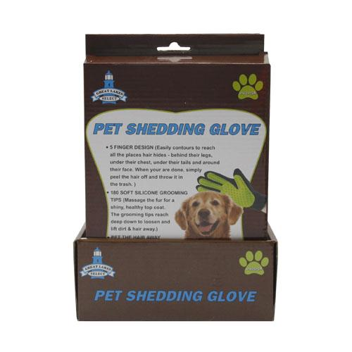Wholesale PET SHEDDING GLOVE