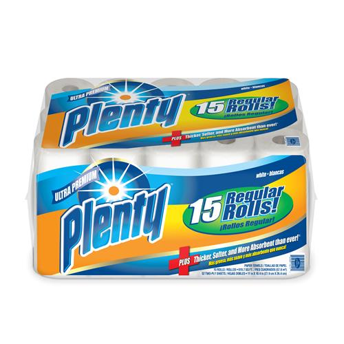 Wholesale Plenty Paper Towel 52 Sheets (Bounty)