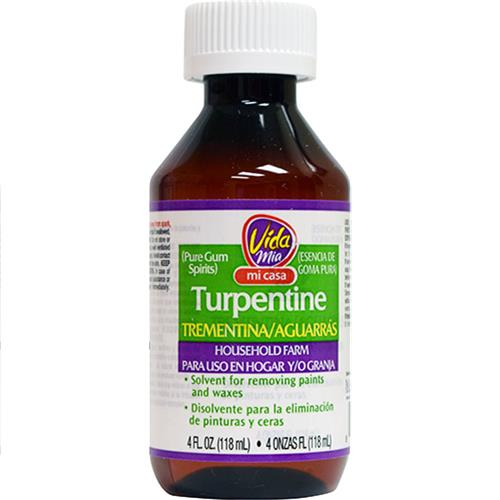 Wholesale Vida Mia Turpentine Gum Spirits Exp 02/2018