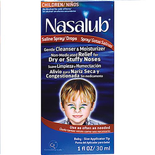 Wholesale NASALUBE CHILDRENS SALINE SPRA