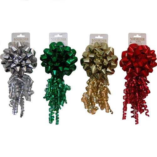 "Wholesale CMAS PREMIUM 6"" BOW & CURLY BO"