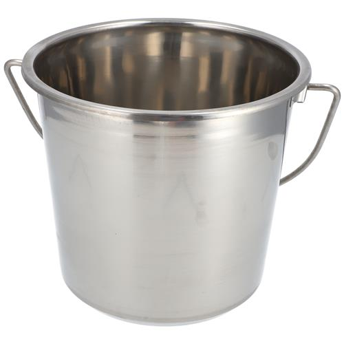 Wholesale 1-1/4 GAL STAINLESS STEEL BUCK