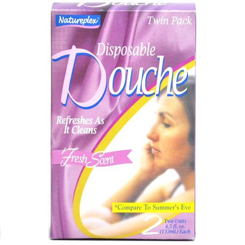 Wholesale Natureplex Twin Douche Fresh Scent 4.5 oz