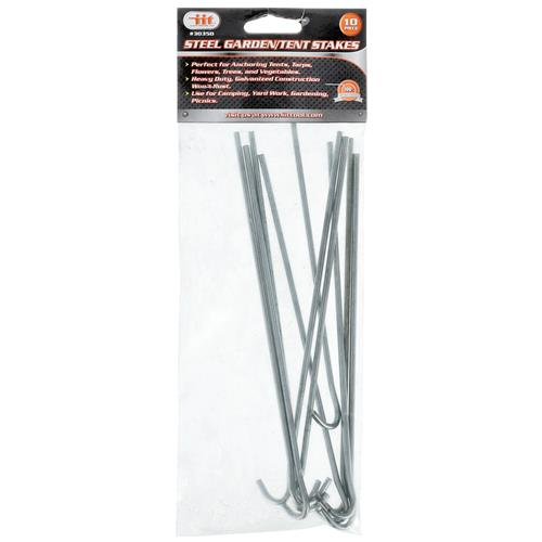 Wholesale Steel Garden/Tent Stakes
