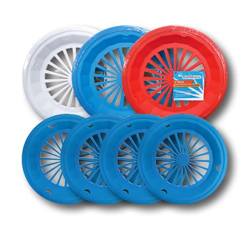 Wholesale 4pc PAPER PLATE HOLDERS