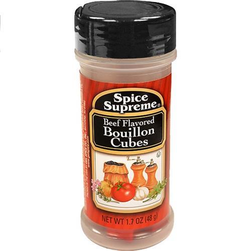 Wholesale Gel Spice Beef Flavored Bouillon Cubes