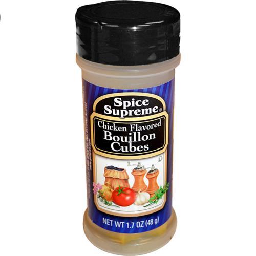 Wholesale Gel Spice Chicken Bouillon Cube