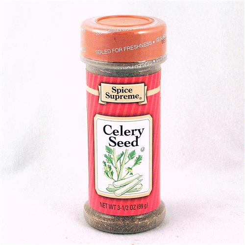 Wholesale Spice Supreme Celery Seed