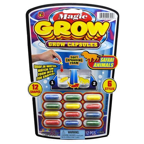 Wholesale Magic Grow Capsules 6 Assorted