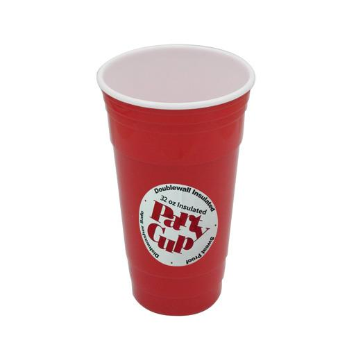 Wholesale 32oz INSULATED PARTY CUP