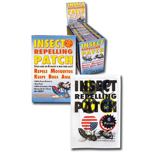 Wholesale Insect Repelling Patch - 30 patches per retail package