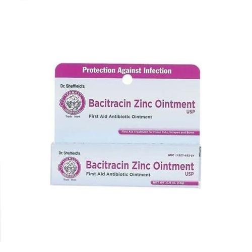 Wholesale Sheffield Zinc Bacitracin