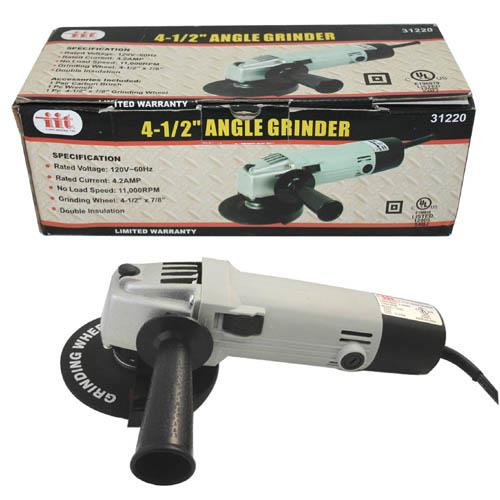 "Wholesale 4-1/2"""" ANGLE GRINDER"