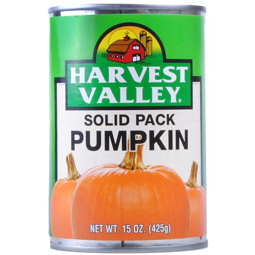 Wholesale Harvest Valley Solid Pack Pumpkin