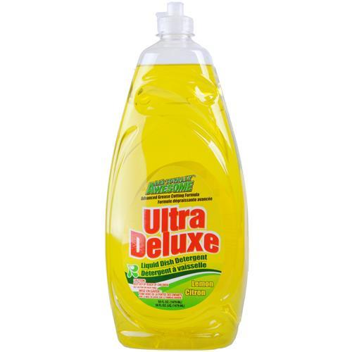 Wholesale Awesome Ultra Concentrated Dish Liquid Lemon
