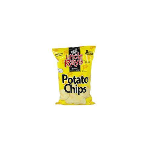 Wholesale Uncle Ray's Regular Potato Chips 1.5oz