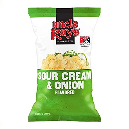 Wholesale Uncle Ray's Sour Cream & Onion Potato Chips