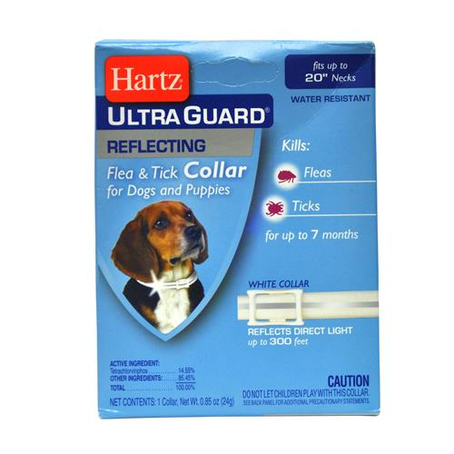 Wholesale Hartz UltraGuard Reflecting Flea & Tick Collar for Dogs and Puppies.