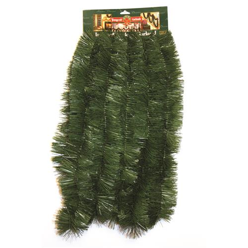 Wholesale Premium Garland 18' Solid Green Pine