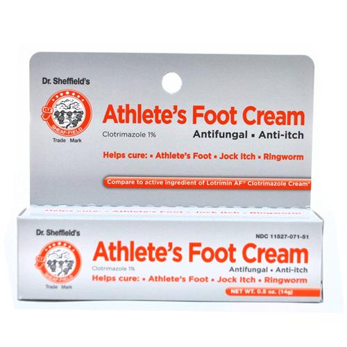 Wholesale Dr. Sheffield Athlete's Foot Creamt Clotrimazole 1