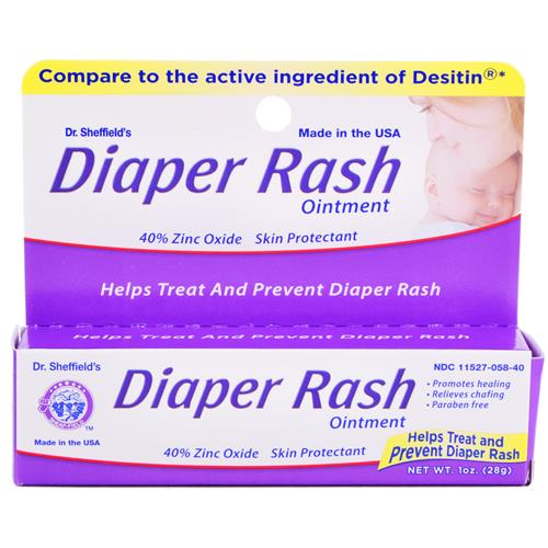 Wholesale Sheffield Diaper Rash Ointment