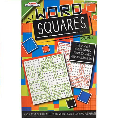 Wholesale Word Squares & Word Finds Digest 112 Pages