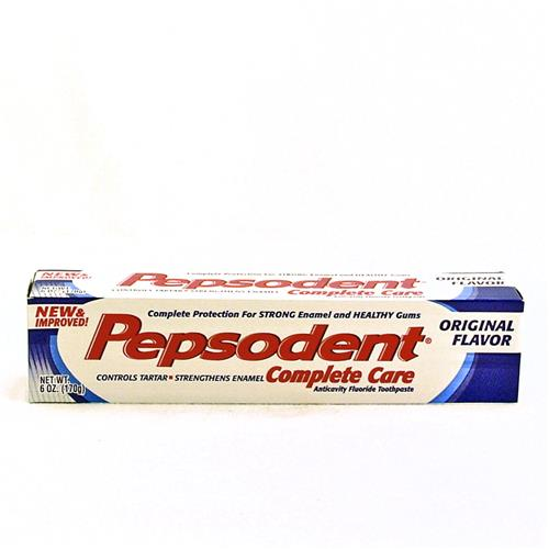 Wholesale Pepsodent Complete Care Original Toothpaste