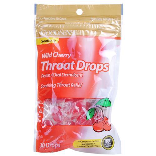 Wholesale Good Sense Cough Drops Cherry