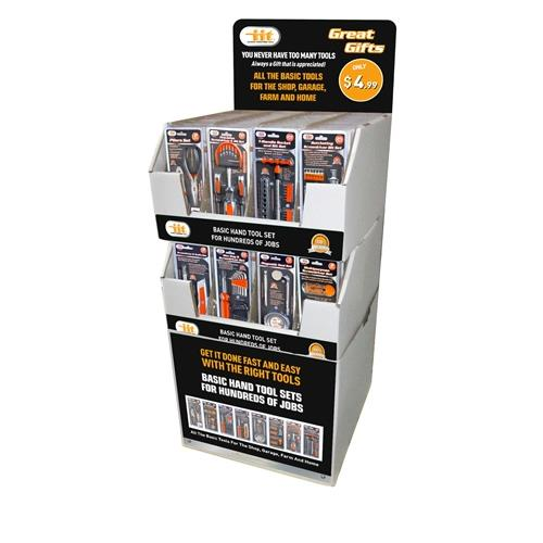 Wholesale 88pc ASSORTED TOOL DISPLAY