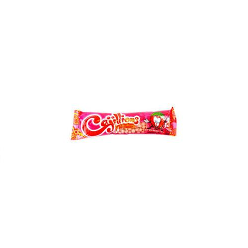 Wholesale CAJILLIONS CHEWY CANDY STRAWBERRY
