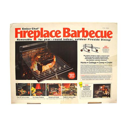 Wholesale EMBER CHEF FIREPLACE BARBECUE