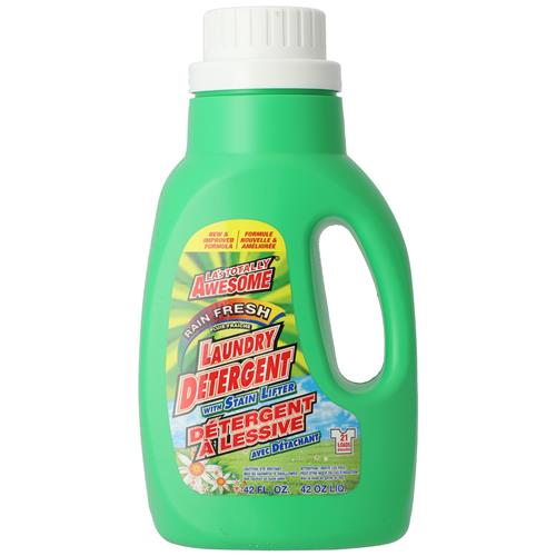 Wholesale 42OZ AWESOME LAUNDRY DETERGENT STAIN LIFTER(GREEN)