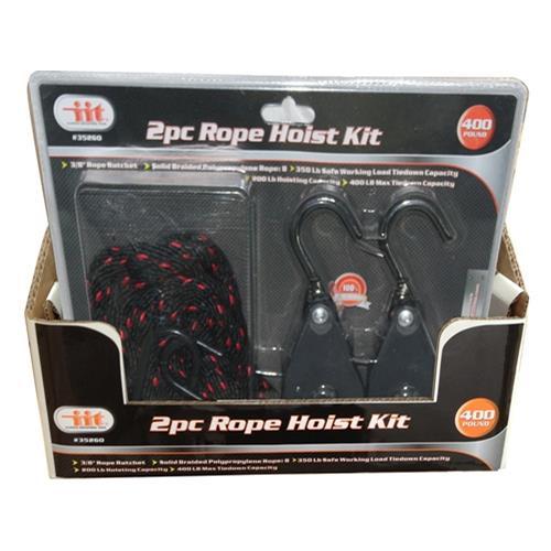 Wholesale 400lb 2pc ROPE HOIST