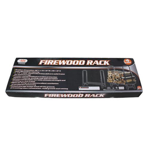 Wholesale       Wholesale 4ft FIREWOOD LOG RACK    4ft FIREWOOD LOG RACK
