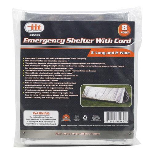 Wholesale Emergency Shelter with Cord 8'