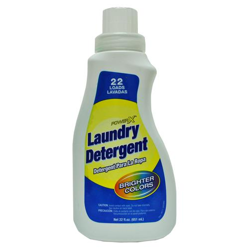 Wholesale Power X Liquid Laundry Detergent - Regular for Bright Colors