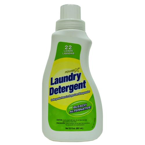 Wholesale Power X Liquid Laundry Detergent W/ Bleach Alternative